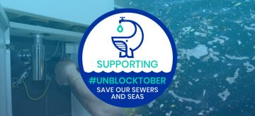 Unblocktober supported by Fantastic Services