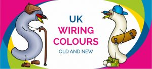 wiring colours in the uk