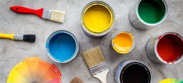 choosing a paint finish