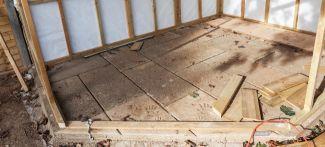 paving slabs for shed base