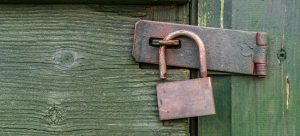 improving shed security